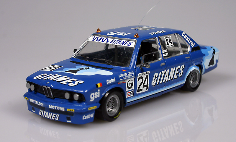 E12 — Collection models BMW
